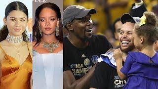 Celebs React To Warriors NBA Finals Win