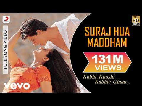 Xxx Mp4 K3G Suraj Hua Maddham Video Shah Rukh Khan Kajol 3gp Sex