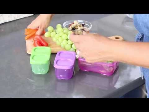 3 Easy & Clever School Lunches