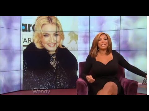 What's Wrong With Madonna, Wendy Williams? More Outrageous Examples of the Fallen State (Episode #7)
