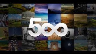 500px Portfolio Critique - Become Famous With Your 500px Page!