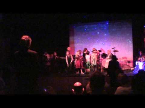 Denman Island Community School presentation of Chaos to Creation 4 of 9 videos