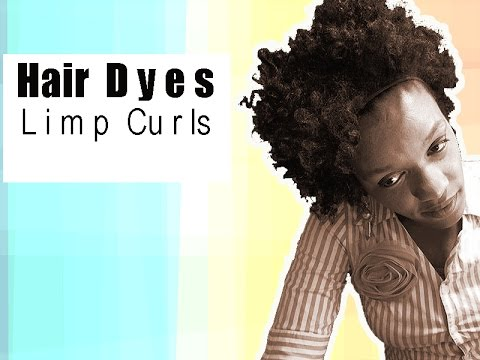 Hair Damage From Permanent Dye | Can You Get Your Curls Back | African American Hair