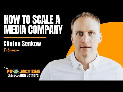 Clinton Senkow: How He Built Influencive, A Massive Media Company