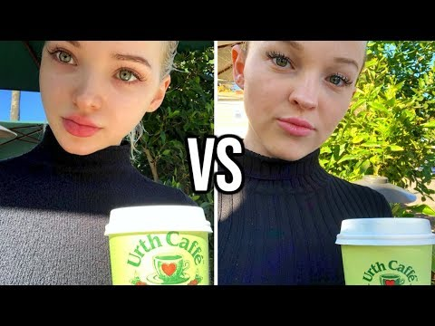 I Copied Dove Cameron's Instagram for a Week...