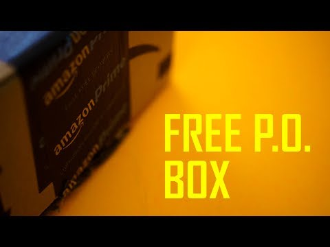 Free Canadian P.O. Box! - Flex Delivery