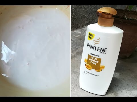 Pantene Total Damage Care Shampoo Review