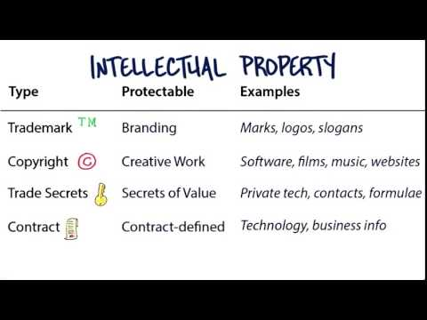 08   Intellectual Property Overview