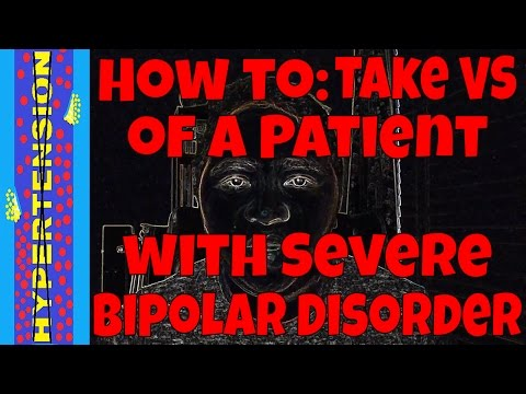 How to deal with a severely bipolar person