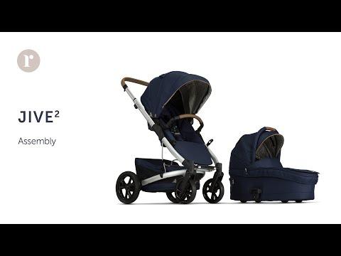 JIVE² Pram - Seat & Frame Assembly