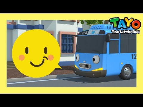 Tayo Keep promises with friends! l Learning Good Habits l Having Good Habits l Tayo the Little Bus