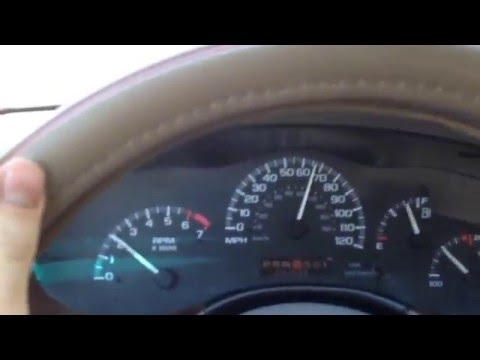Malibu 65-0 Brake Test