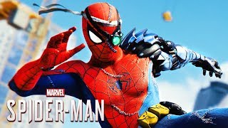 Download Spider Man PS4 Silver Lining DLC Walkthrough Gameplay! (Spider Man PS4 New Suits) Video