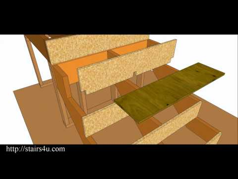 Check With Manufacturer Before Installing Plywood Treads – Stair Building Tips