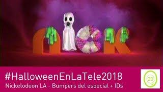 Nicktoons HD US Halloween Idents 2018