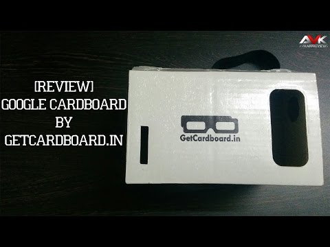 [Review] Google Cardboard by Getcardboard.in | Must Have VR Gadget