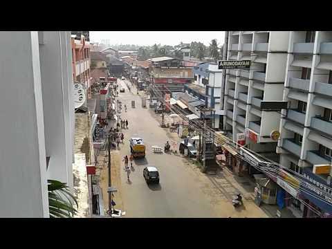 Guruvayur Temple View from Near Hotel Kerala