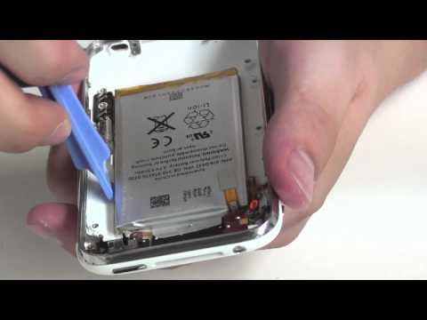 iPhone 3GS Battery Removal