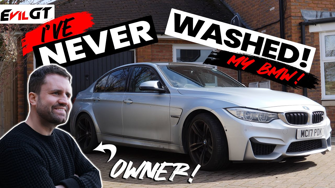 Can We RESTORE This NEGLECTED F80 BMW M3 For Less Than £1000?