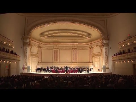 Stoneman Douglas band performs at Carnegie Hall