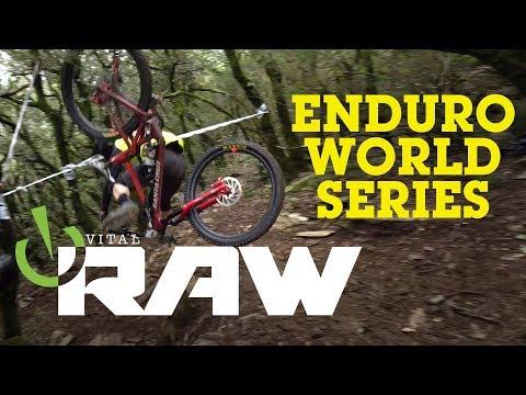 ENDURO WORLD SERIES VITAL RAW - Getting Buck Wild in France!