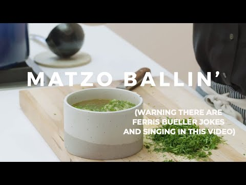 Matzo Ballin' - Matzo Balls to Make Your Bubby Proud