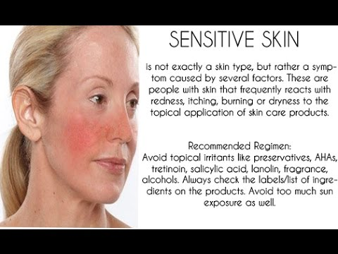 How Do I Know if I have Sensitive Skin by Bay Harbour Med Spa