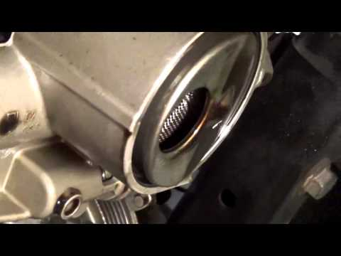 2007 Mini Cooper S R56 Oil Pan Gasket Replacement