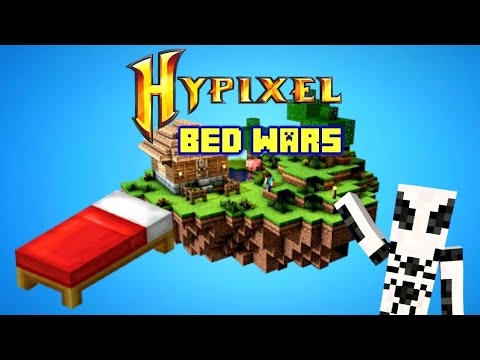 Playing On Hypixel Bedwars!!! (Funny Moments)