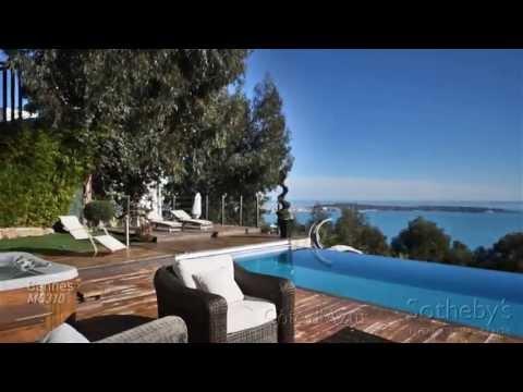 Modern Luxury Villa in Cannes / Villa contemporaine louer Cannes