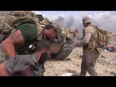 Ephraim Mattos Rescues An Elderly Iraqi Man / Snap Judgment