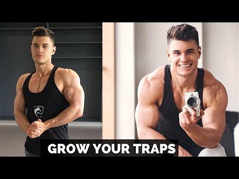 INSANE TRAP TRANSFORMATION | How To Build Big Traps