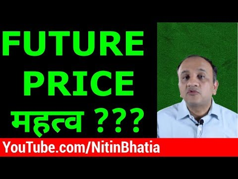 Future Price Calculation and Its Importance (HINDI)