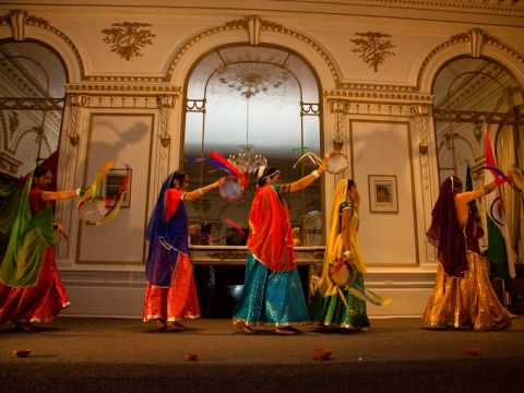 Holi Celebrations At Consulate General Of India New York City