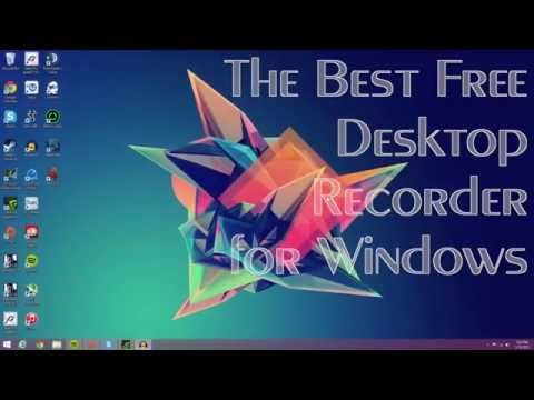 The Best screen recorder for Windows Users (Nvidia Graphics Card Needed)