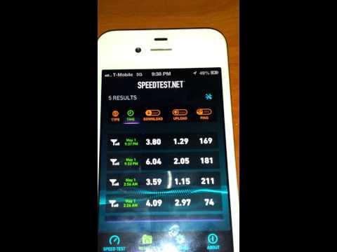 Setup Iphone 4s Verizon Solavei Tmobile APN MMS Intenet Configurar Espanol Spanish