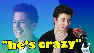 Charlie Puth and Shawn Mendes talking about each other