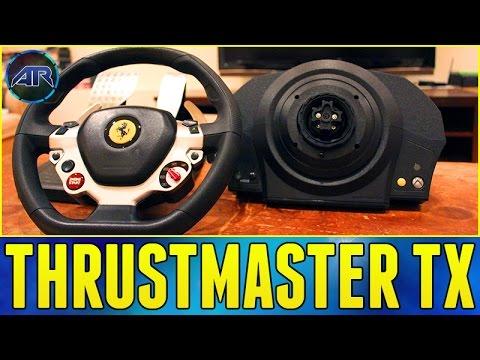 THRUSTMASTER TX 458 Wheel Setup (Xbox One/PC)