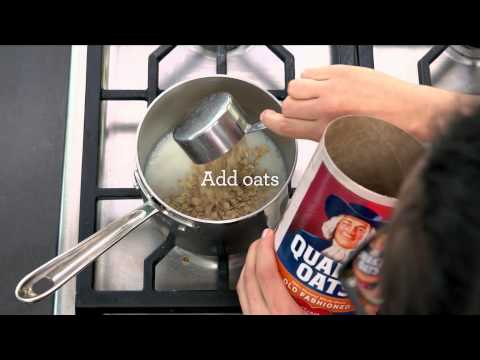 How to Make Stovetop Oatmeal | Quaker