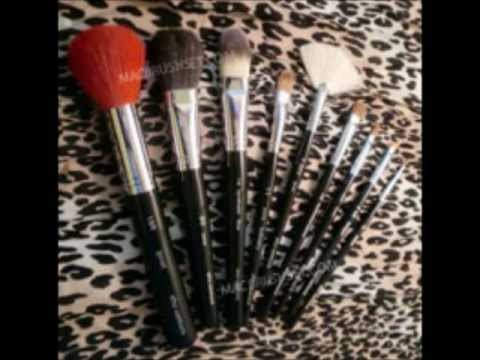 Mac brush set for Professionals