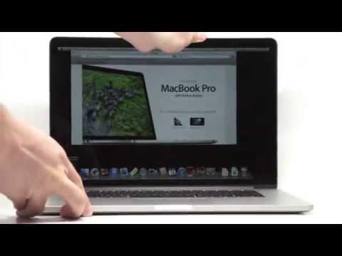 Apple MacBook Pro with Retina Display Review 2013