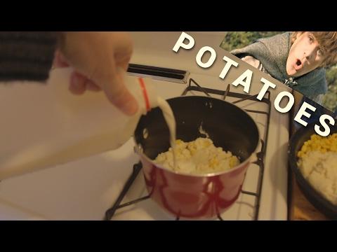 Heating Up Mashed Potatoes