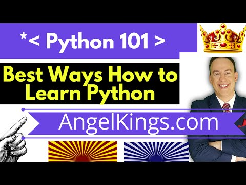 Python Tutorial: 3 Best Ways How to Learn Python Programming - AngelKings.com