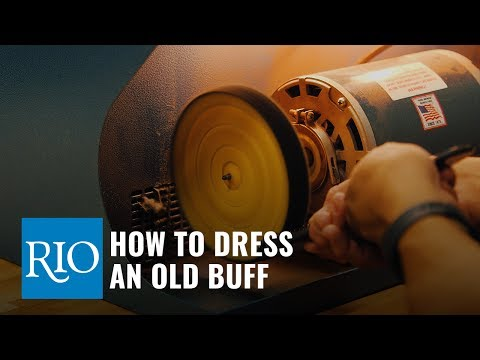 How To Dress an Old Buff