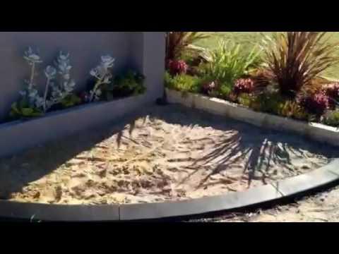 Kwik Kerb By Anil ( concrete garden edging promo)