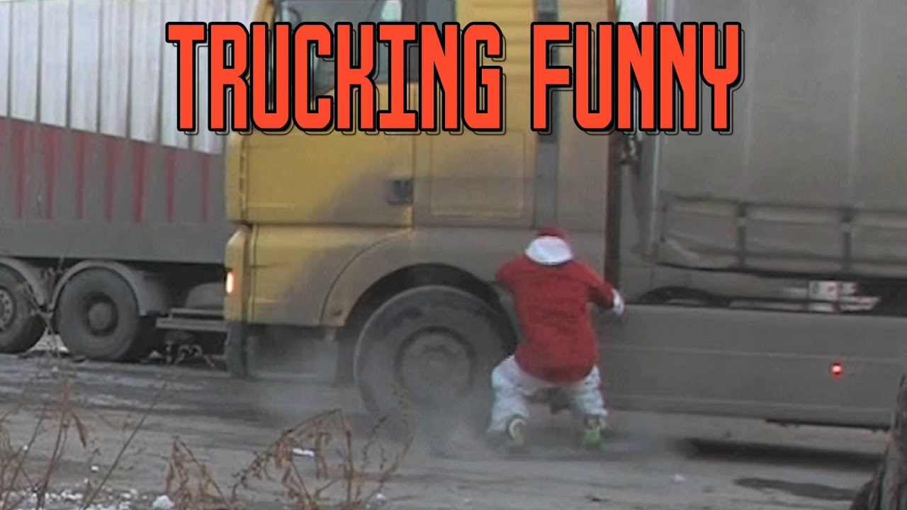 Trucking Funny