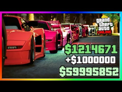 NEW INSANE UNLIMITED MONEY Method In GTA 5 Online | Best Solo Unlimited Money & RP Guide/Method 1.43