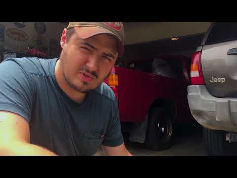 Radiator Replacement on a 99-04 Jeep Grand Cherokee, Radiator Replacement Video