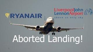 Aborted landing Ryanair FR8178 - PakVim net HD Vdieos Portal