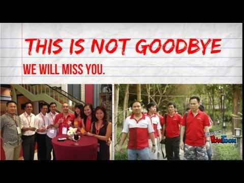 Farewell My Dear Boss